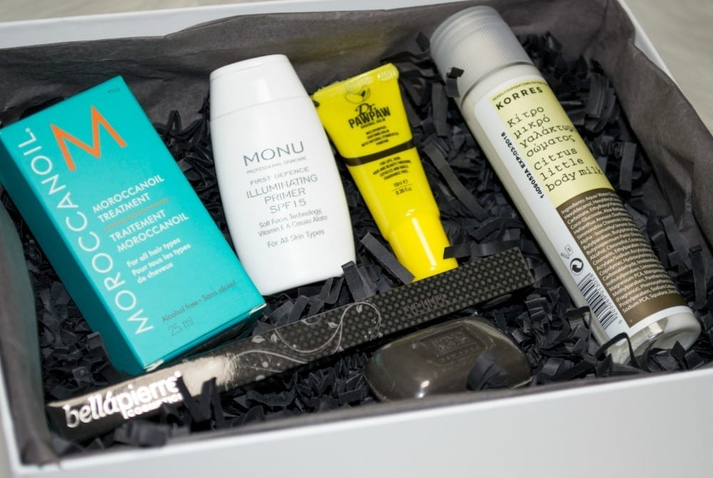 Lookfantastic Beauty Box #LFBeautyBox February 2015 Unboxing and Review (2)
