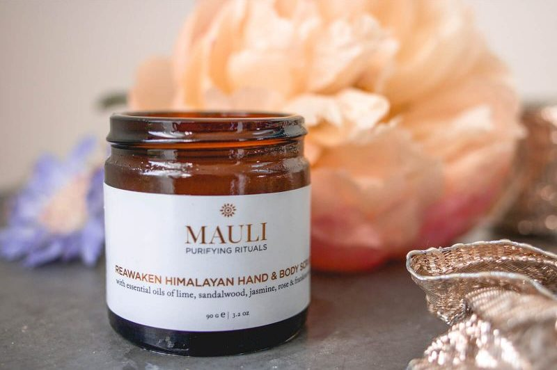 Скраб для рук и тела Mauli Reawaken Himalayan Hand and Body Scrub