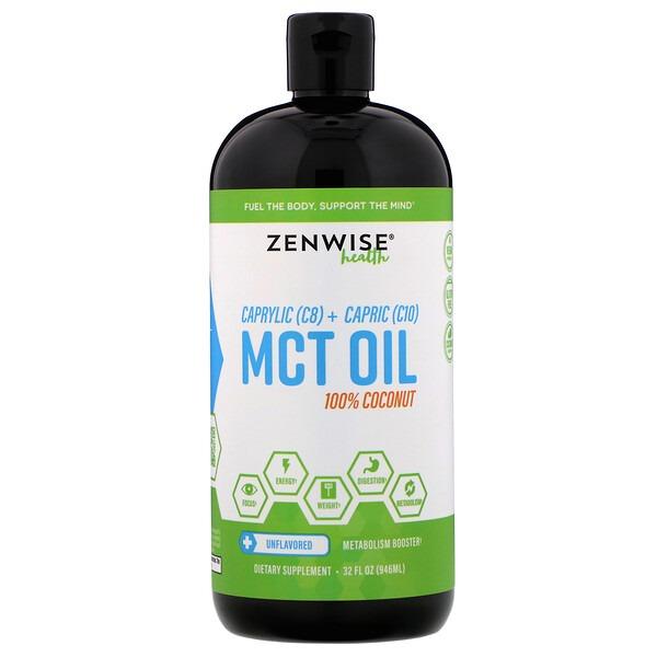 Полезные жиры MCT для похудения и энергии