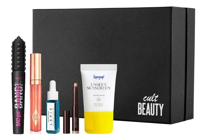 Стартовый бокс The Cult Beauty Starter Kit - наполнение