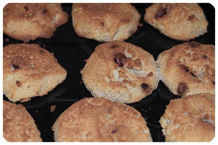 Как приготовить печенье из кокосовой муки