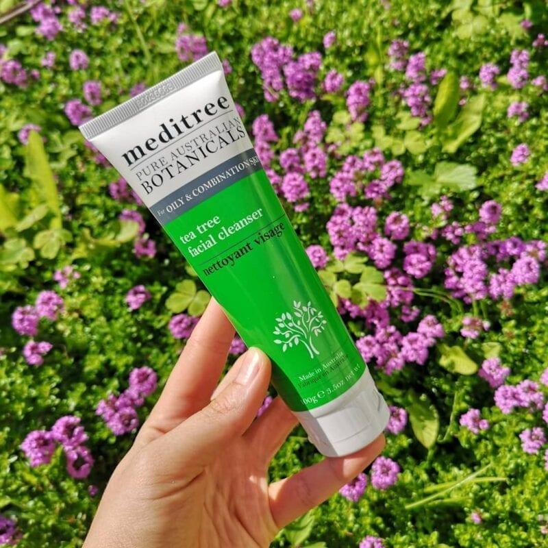 Отзыв: гель для очищения кожи лица Meditree tea tree facial cleanser
