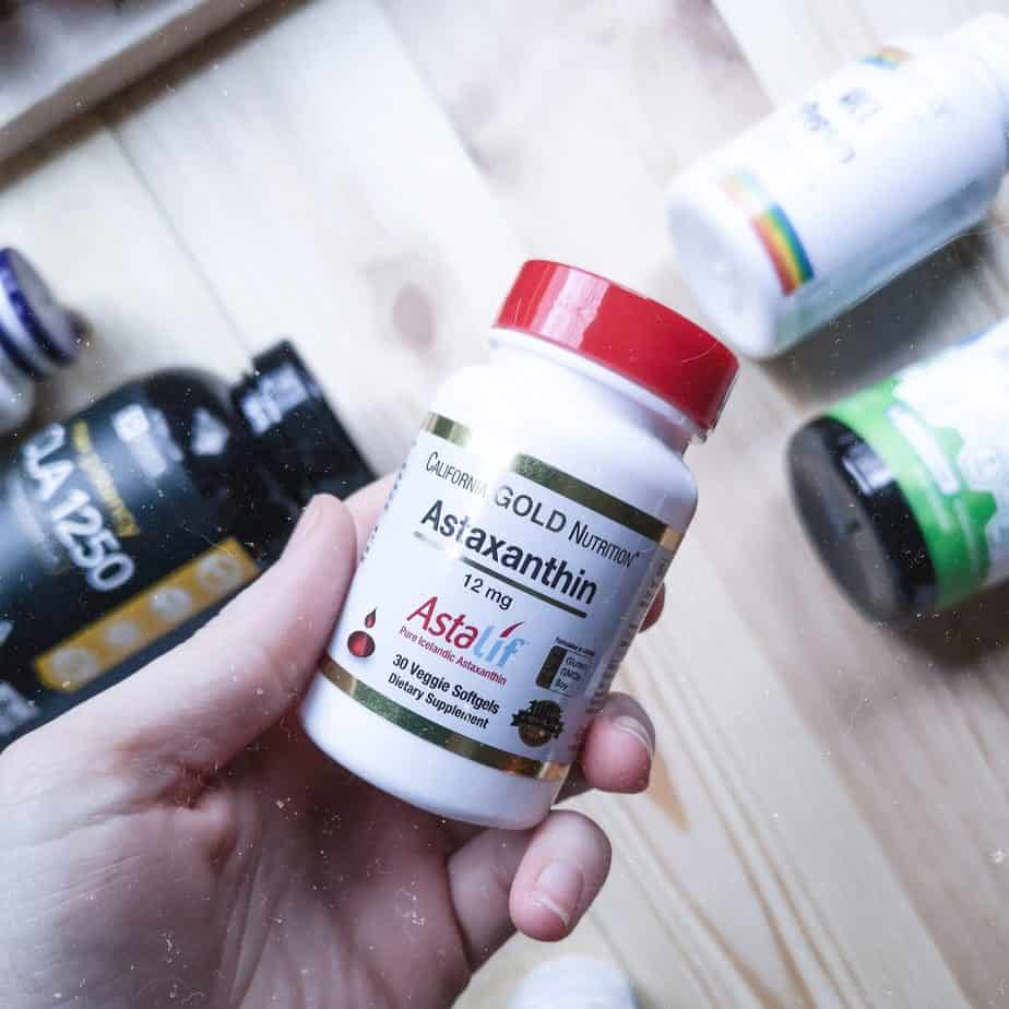 Лучшие антиоксиданты на iHerb