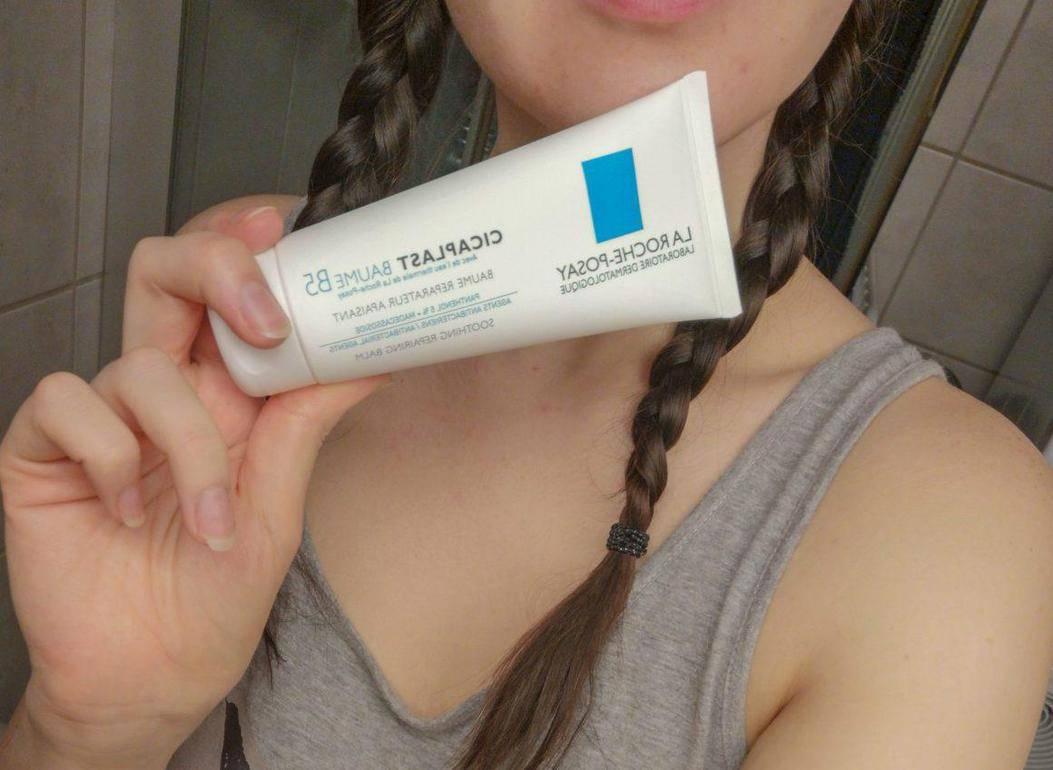 La Roche Posay Cicaplast balm - спасение кожи