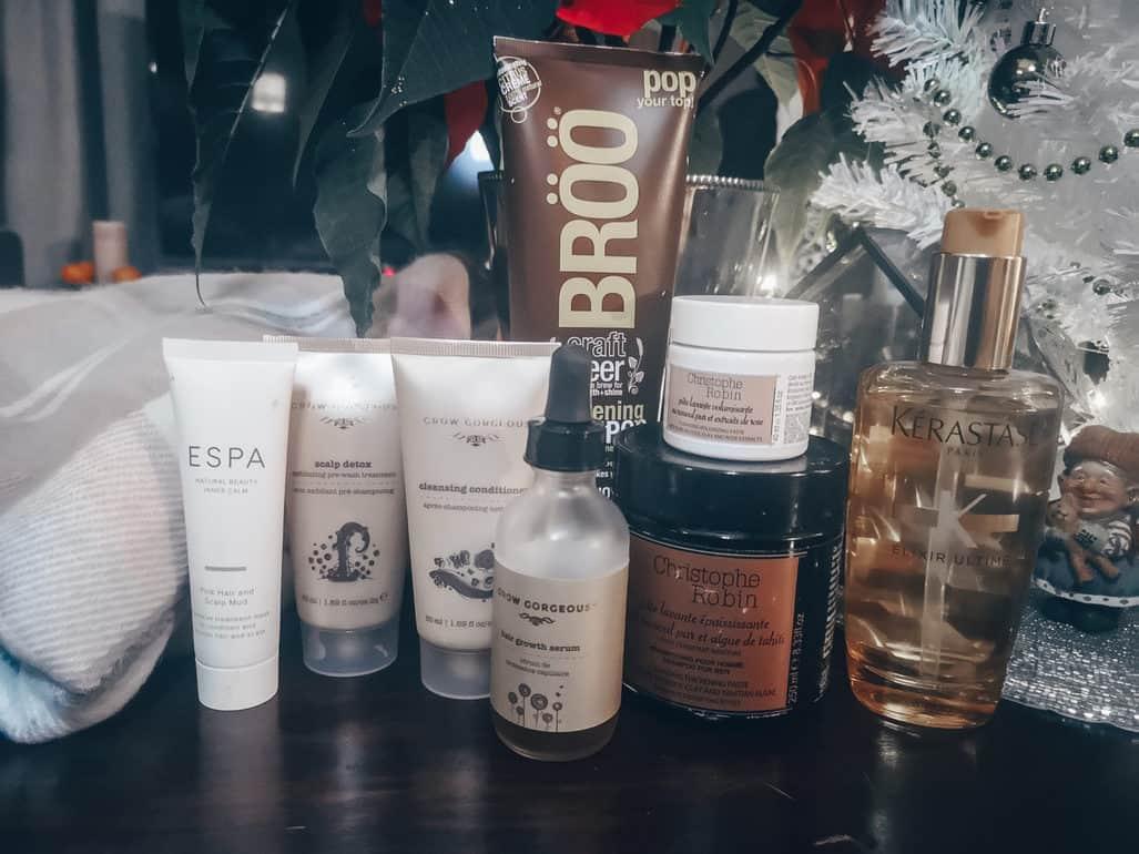 Уход за волосами: лучшее 2018