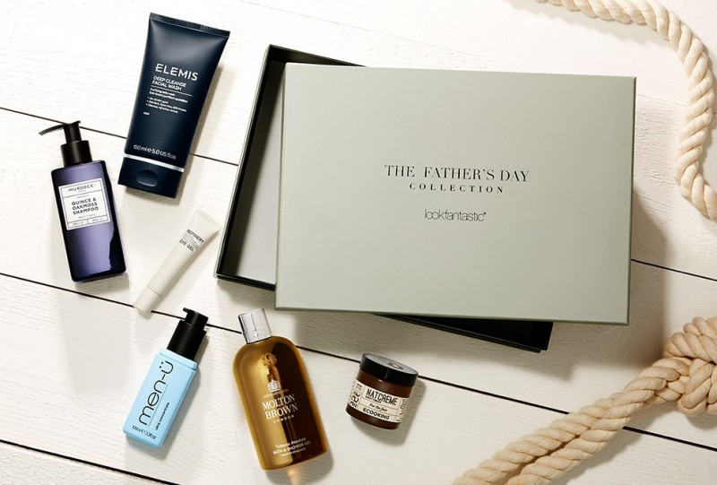 Lookfantastic Limited Edition Father's Day Collection - наполнение