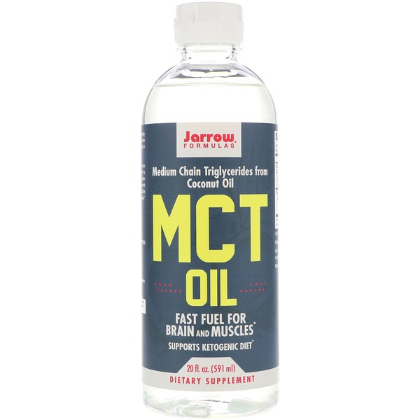 масло MCT для похудения и энергии