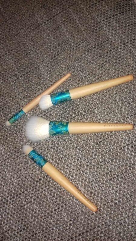 Кисти для макияжа Ecotools complexion set