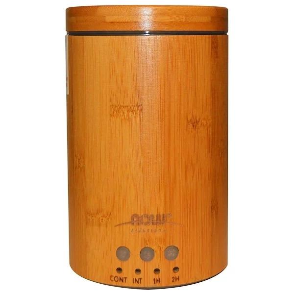 Ультразвуковой аромадиффузор Now Foods Ultrasonic USB oil Diffusor - отзыв