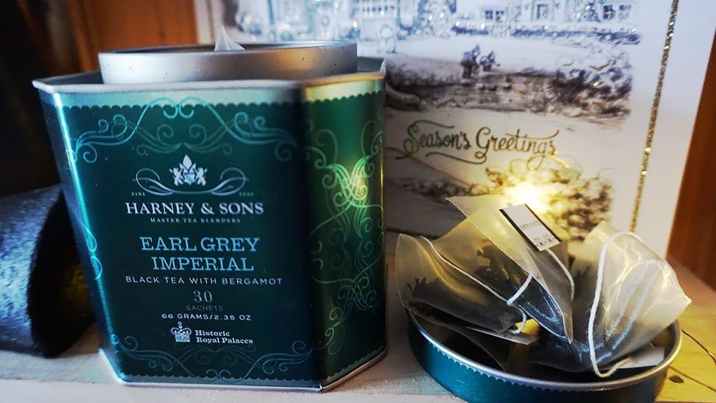 Шикарный чай Harney&Sons : 3 вида