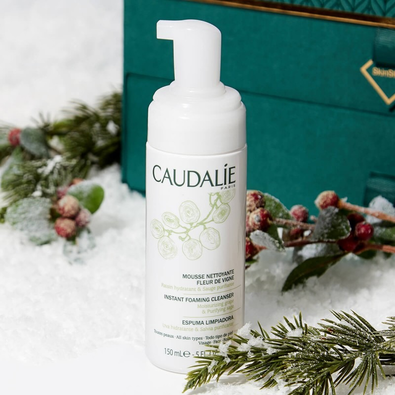 SkinStore Evergreen Holiday Collection - наполнение