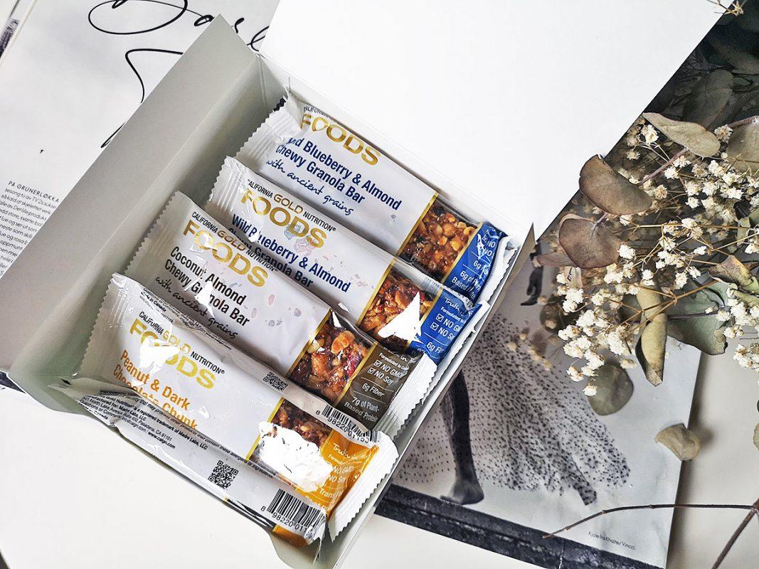 California Gold Nutrition Snack Bars отзывы