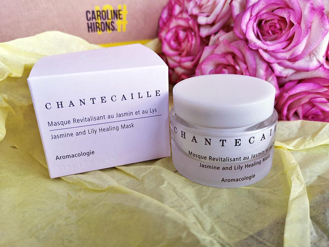Chantecaille Jasmine and Lily Healing Mask - мой отзыв