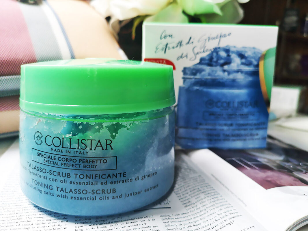 Collistar Toning Talasso-scrub