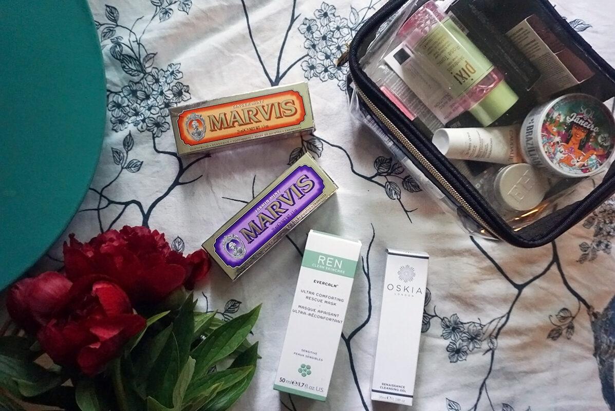 Мои покупки с Cult Beauty