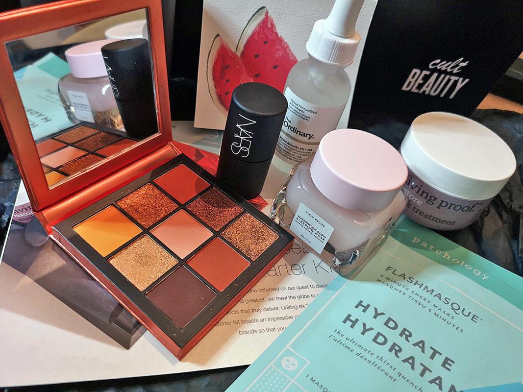 The Cult Beauty Starter Kit - мои впечатления