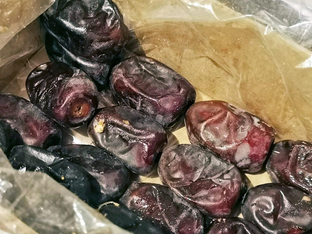 полезные конфеты из фиников