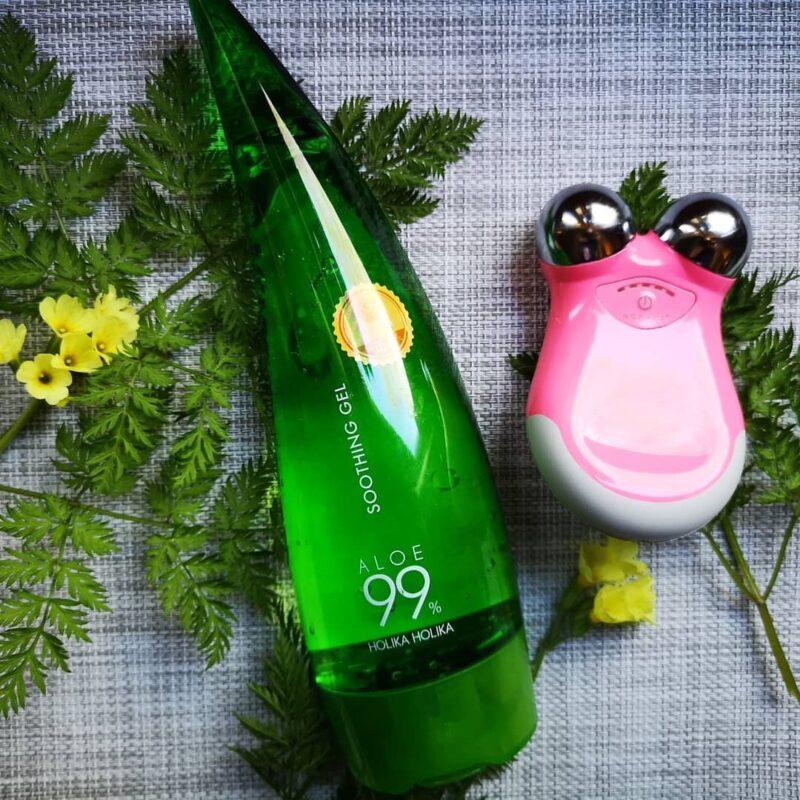 Гель алоэ Holika Holika Aloe 99% Soothing Gel - отзыв