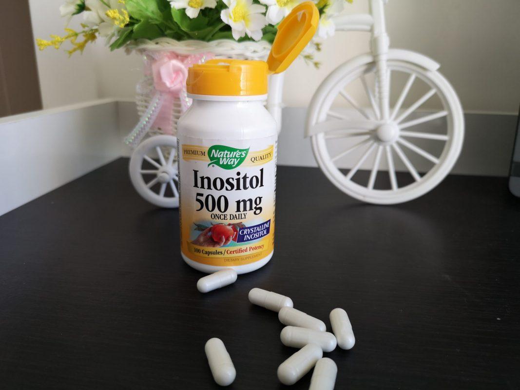 что такое инозитол и как принимать