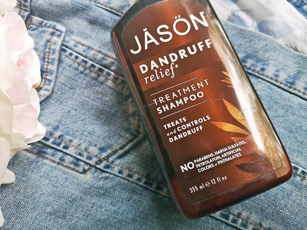 Лечебный шампунь от перхоти Jason Natural Dandruff Relief