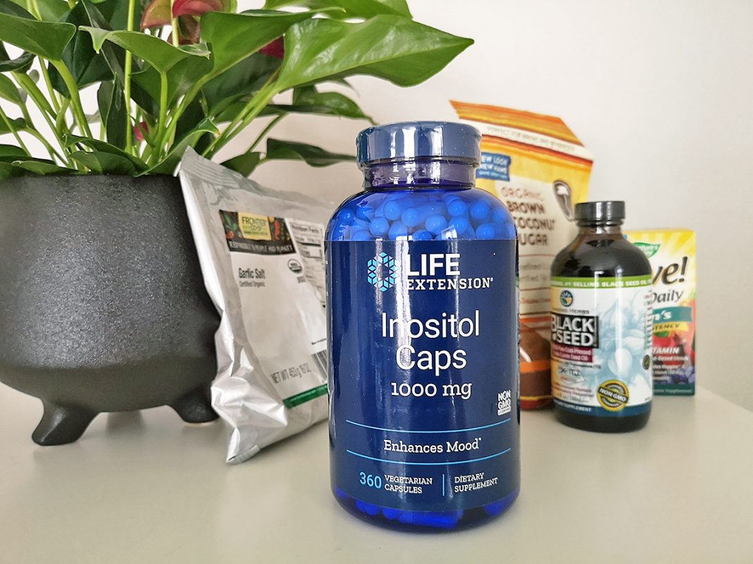 Life Extension Inositol Caps 1000mg