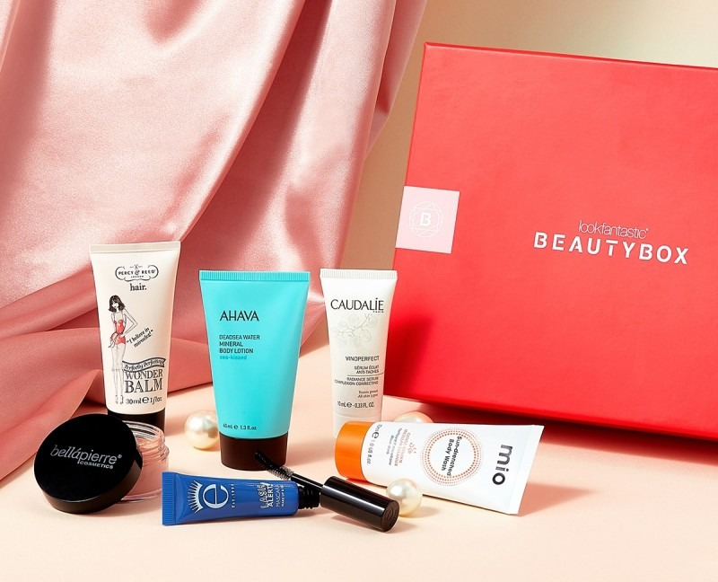 Lookfantastic Beauty Box August 2020