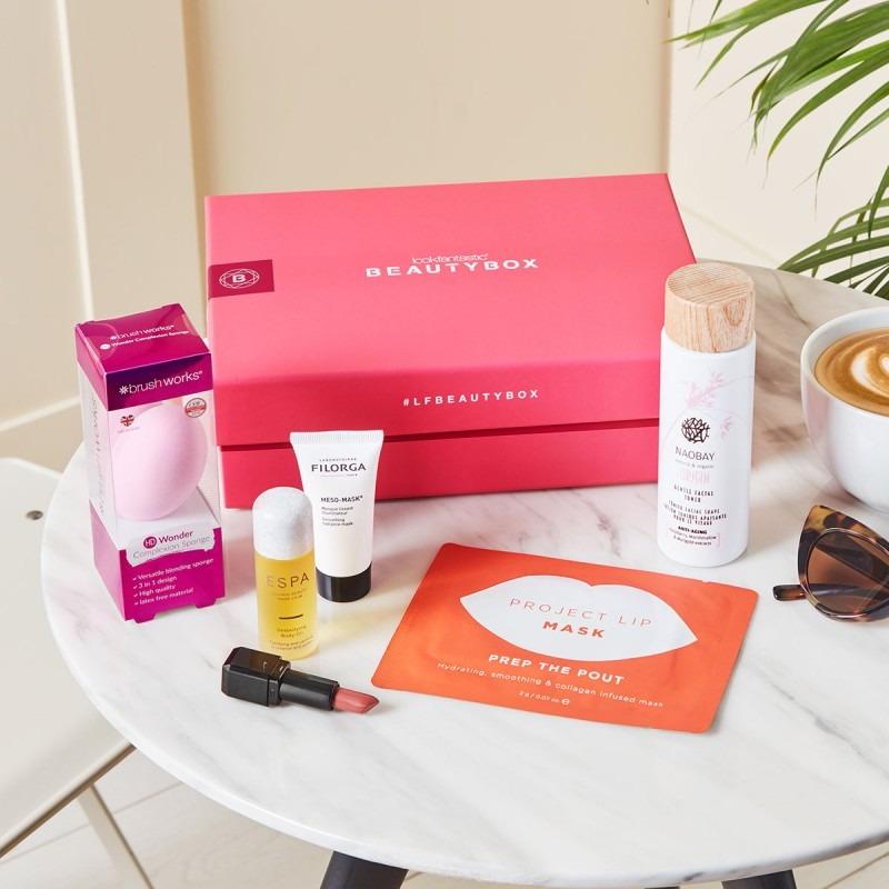 Lookfantastic Beauty Box February 2020 - наполнение