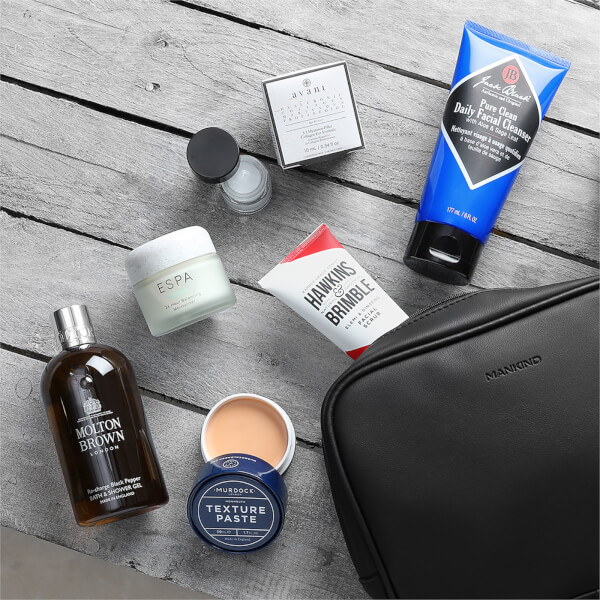 Mankind Grooming Box The Heritage Collection - наполнение