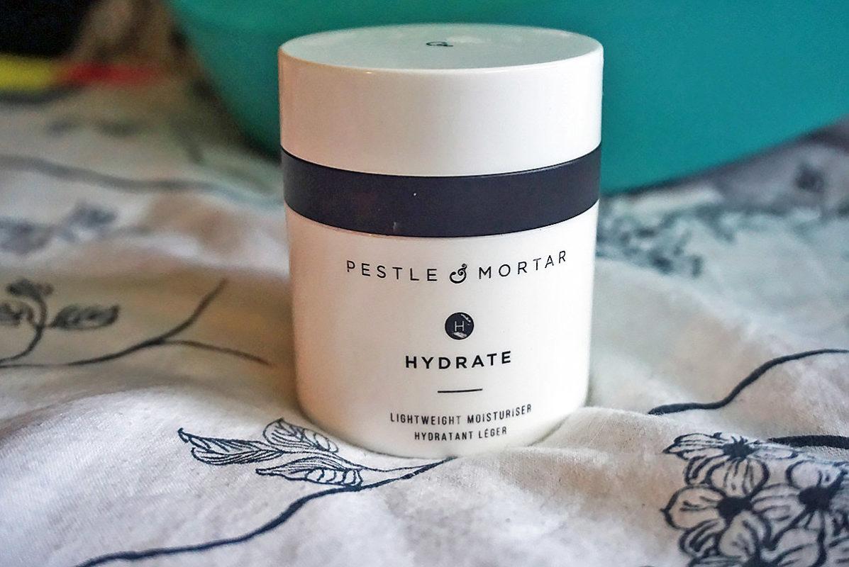 крем для лица Pestle & Mortar Hydrate Moisturiser - отзыв
