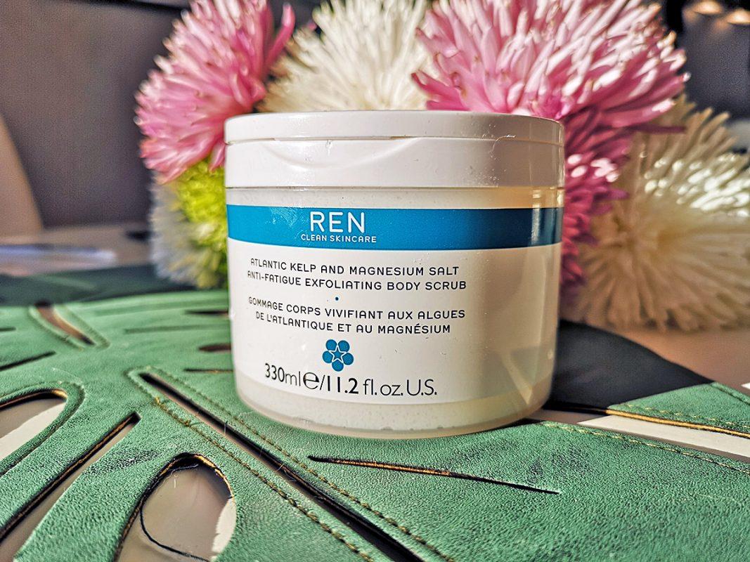 Ren Skincare Anti-Fatigue Exfoliating Body Scrub
