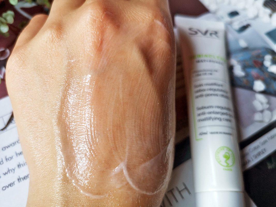 Матирующий крем SVR Sebiaclear Mat + Pores Anti-Shine Pore Minimiser - отзыв